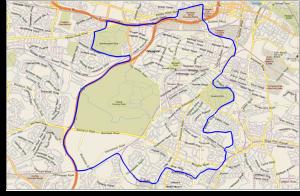leaflet distribution map pollokshields and pollokshaws