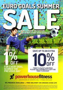 Powerhouse Fitness Leaflet June 2016