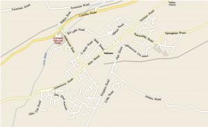 Map of Neilston near Barrhead