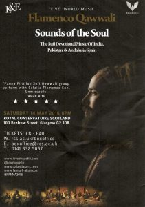 Sounds of the Soul Leaflet